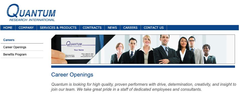 Quantum Research International, Inc.